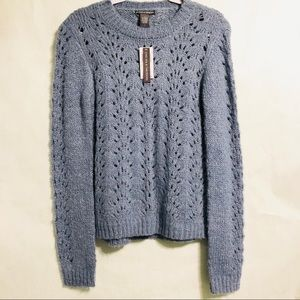 NWT Chelsea & Theodore | Knit Sweater